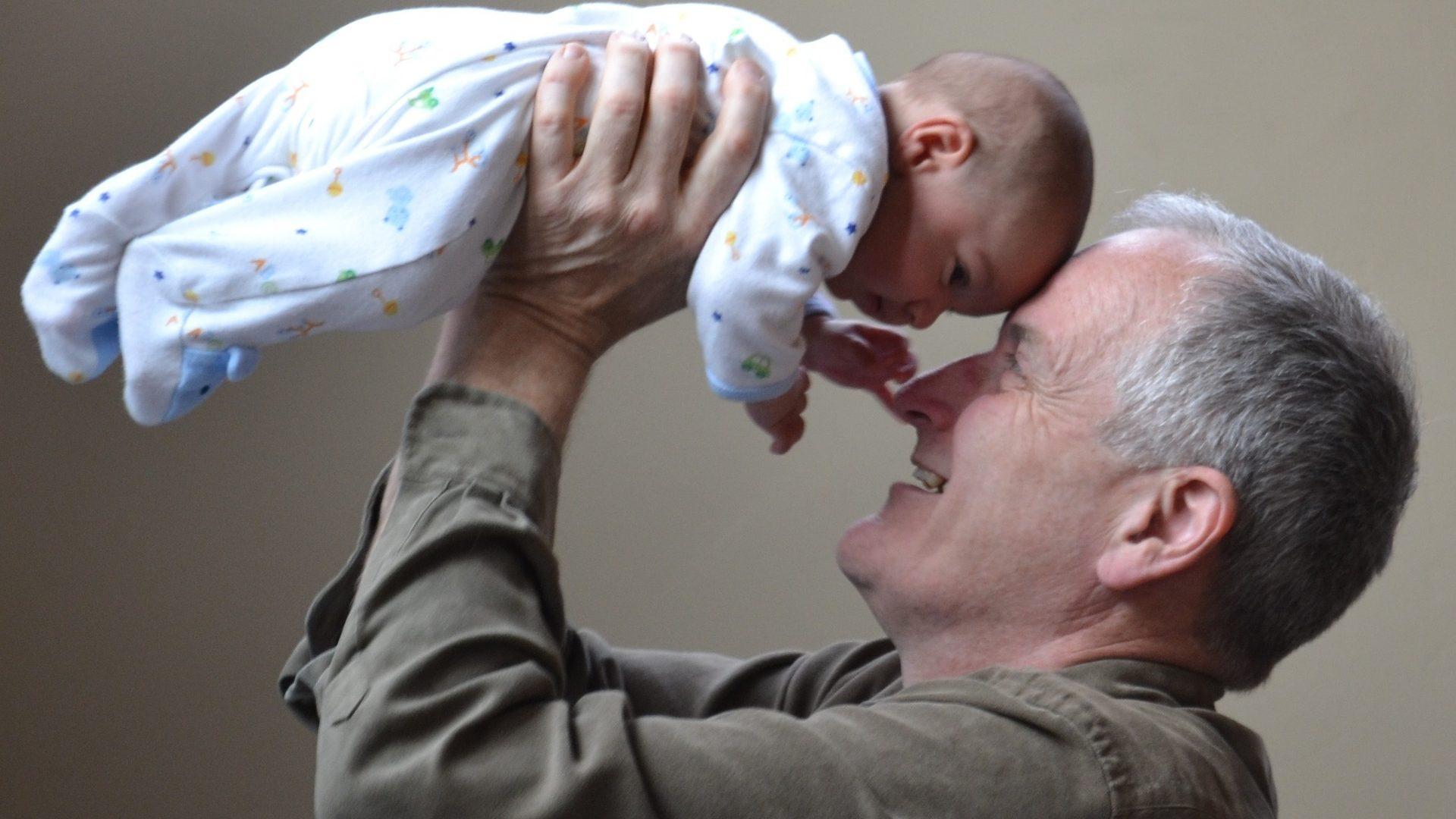 Kindergeld: Großeltern können berechtigt sein